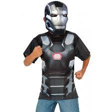 halloween costume mask war machine kids play time costume marvel the avengers costumes