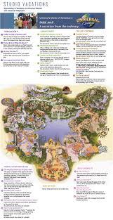 Orlando Florida On Map by Universal Studios Islands Of Adventure Florida Amusement Parks Com