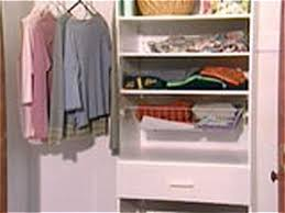 How To Make Closet Shelves by How To Organize A Closet How Tos Diy