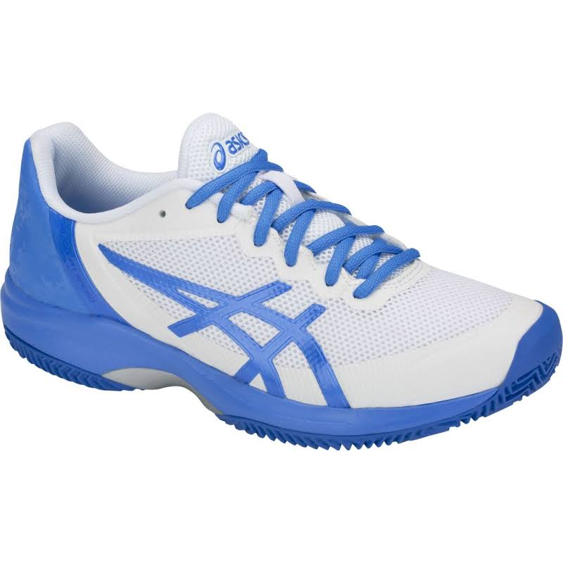 ASICS Gel-Court Speed Clay White- Womens