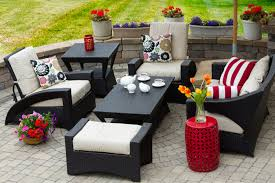 How To Clean Outdoor Patio Furniture by The Household Blog A About Furniture And Furnishings L Shape Sofa