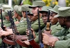 Cuba inicia ejercicios militares para defenderse