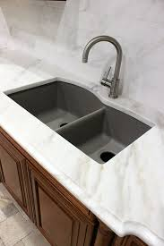 White Marble Blanco Sink Granite Composite Sink Remodel - Marble kitchen sinks