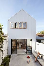 Home Modern An Interactive Setting Renovated Modern Terrace House In Melbourne