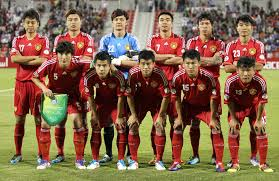 China national football team