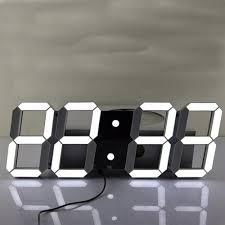 aliexpress com buy creative remote control large led digital