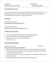 Summary Sample Resume by Sample Resume Programmer Gallery Creawizard Com