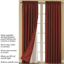 Blackout Curtain Panels Blinds U0026 Curtains Jcpenney Kitchen Curtains Gray Blackout