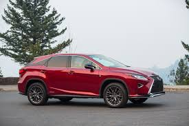 lexus rx400h crossover lexus rx with third row seats confirmed