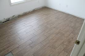 gorgeous wood look tile floors for inspiring bathroom flooring