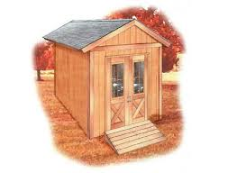 Free Saltbox Wood Shed Plans by 50 Free Diy Shed Plans To Help You Build Your Shed