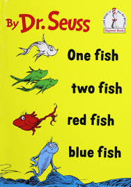 dr seuss u0027s beginner book collection cat in the hat one fish two