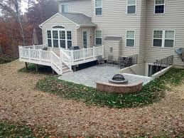 backyard decks and patios ideas patio decks superb patio furniture sets with deck and patio