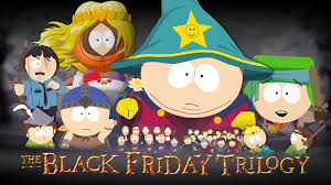 leap tv black friday mainlining christmas south park black friday a song of and