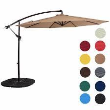 Offset Patio Umbrella by Best Offset Patio Umbrellas 2017 Buyer U0027s Guide October 2017