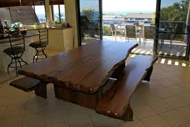Timber Dining Tables Time  Timber - Timber kitchen table