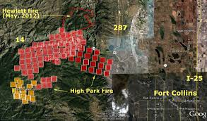Usda Eligibility Map High Park Fire Update And Map June 10 2012 U2014 Very Active