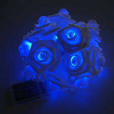 Blue Led String Lights by Online Get Cheap Blue Tree Ornaments Aliexpress Com Alibaba Group
