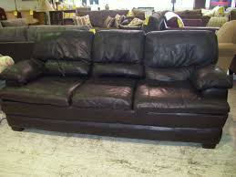 Black Leather Couch Living Room Ideas Furniture Broyhill Black Leather Sofa Leather Loveseat For