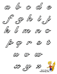 lined paper for writing practice image result for cursive for letter writing practice penmanship grade school kids alphabet chart lowercase at yescoloring