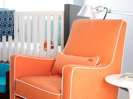 Upholstered Glider Luca Modern Glider Baby Nursery Furniture By Monte Design