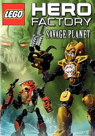 Lego hero factory : Plan�te sauvage streaming