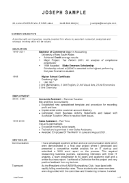 Resume Profile Section Examples by Resume Non Profit Resume Sample Example Application Letters