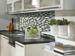 inspiration how to install peel and stick tiles in a kitchen