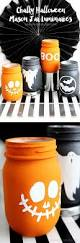 Halloween Apothecary Jar Ideas Best 25 Halloween Mason Jars Ideas On Pinterest Halloween Jars