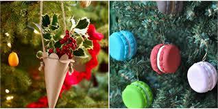 Christmas Decorations Diy by 27 Easy Homemade Christmas Ornaments How To Make Diy Christmas