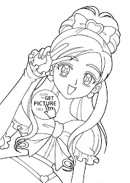 coloring pages of anime characters anime coloring pages for adults