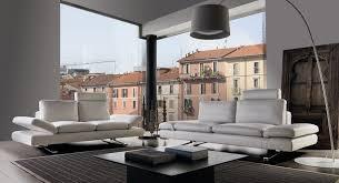 Casa Origami  Modern Leather Sofa Set Category - Sofa modern 2