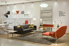 New Design Within Reach On Melrose Offers More Than Just Classics - Design within reach sofas