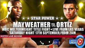 Mayweather vs Ortiz (Videos)