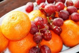 Khasiat Buah Jeruk & Anggur