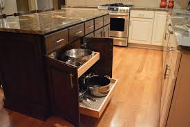 classy large kitchen design with white cabinet set as well as