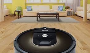 Cleaning Robot by Irobot Roomba Vacuum Cleaning Robot