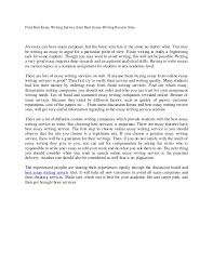 Writing services websites   Custom professional written essay service sasek cf