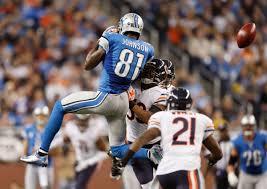 lions bears thanksgiving fantasy football wide receiver rankings calvin johnson rules 2013