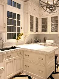 Off White Kitchen Cabinets With Black Countertops Marble Kitchen Countertops Pictures U0026 Ideas From Hgtv Hgtv