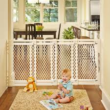 Pressure Mounted Baby Gate North States Supergate Extra Wide Baby Gate U2013 Extra Wide Baby Gate