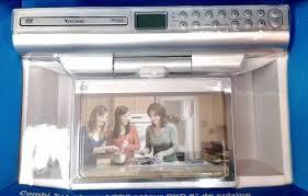 new venturer klv39082 8 under cabinet kitchen tv with dvd player