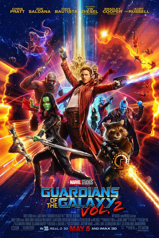 Guardians of the Galaxy Vol 2 2017 Full Movie Download BluRay 480p And 720p