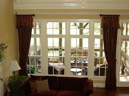 window treatments ideas for floor to ceiling windows home