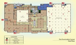 fire evacuation plan u2013 alkhor mall