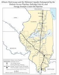 Illinois Prairie Path Map by Illinois U0027 Pipeline Construction Proceeds With Reservations But No