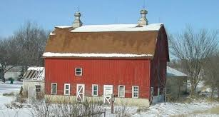 Barns Are Painted Red Because of the Physics of Dying Stars     Smithsonian Magazine Barns Are Painted Red Because of the Physics of Dying Stars   Smart News   Smithsonian
