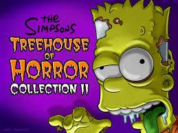 the simpsons halloween of horror amazon com the simpsons treehouse of horror season 2 amazon