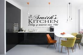 Kitchen Cabinet Quote Kitchen Awesome Kitchen Wall Art Decorating Ideas With Black