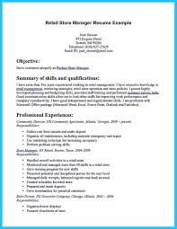 Resume Samples Grocery Store by Crafting A Great Assistant Store Manager Resume